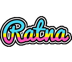 Ratna circus logo