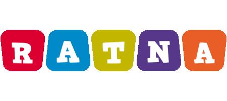 Ratna daycare logo