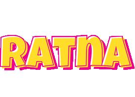 Ratna kaboom logo