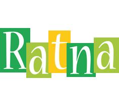 Ratna lemonade logo