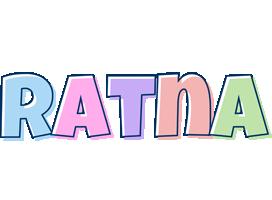 Ratna pastel logo