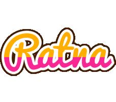 Ratna smoothie logo