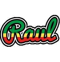 Raul african logo