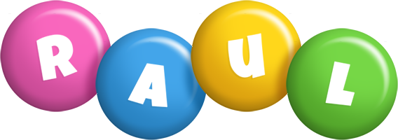Raul candy logo