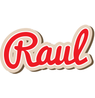 Raul chocolate logo