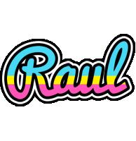 Raul circus logo