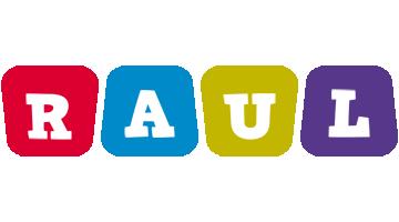 Raul daycare logo