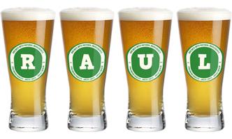 Raul lager logo
