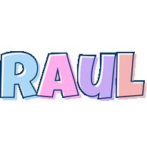 Raul pastel logo