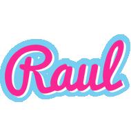 Raul popstar logo