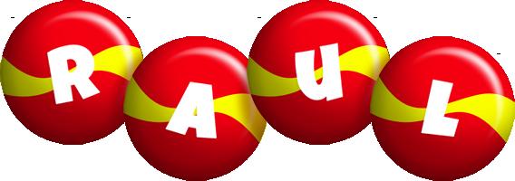 Raul spain logo