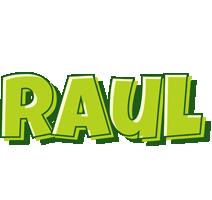 Raul summer logo