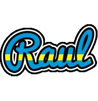 Raul sweden logo