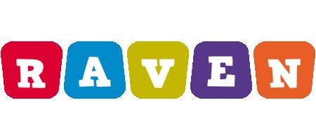 Raven kiddo logo