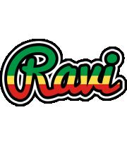 Ravi african logo