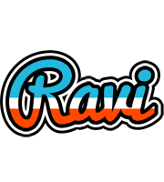 Ravi america logo
