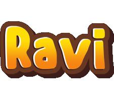 Ravi cookies logo
