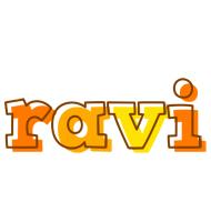 Ravi desert logo