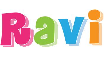 Ravi friday logo