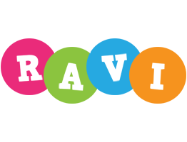 Ravi friends logo
