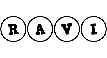 Ravi handy logo