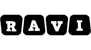 Ravi racing logo