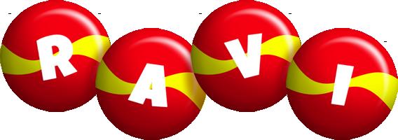 Ravi spain logo