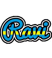 Ravi sweden logo