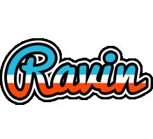 Ravin america logo