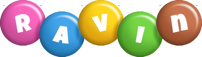 Ravin candy logo