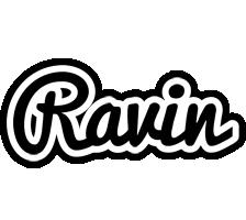 Ravin chess logo