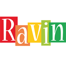 Ravin colors logo