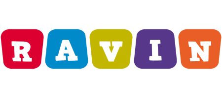 Ravin daycare logo