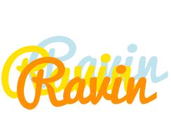 Ravin energy logo