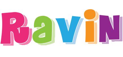 Ravin friday logo