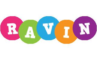 Ravin friends logo