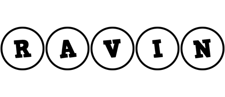 Ravin handy logo
