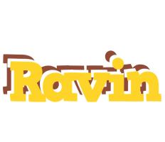 Ravin hotcup logo