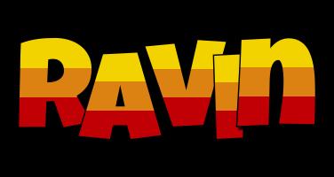 Ravin jungle logo