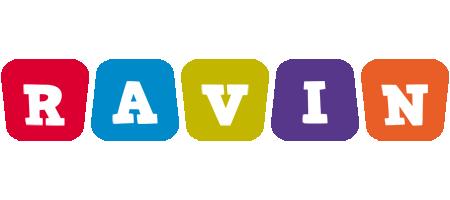 Ravin kiddo logo