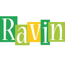 Ravin lemonade logo