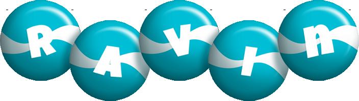 Ravin messi logo