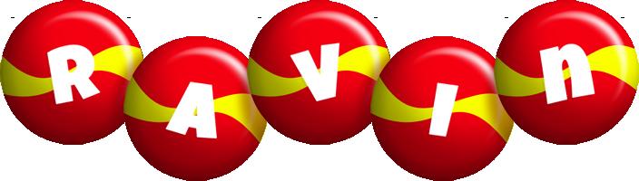 Ravin spain logo