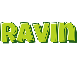 Ravin summer logo