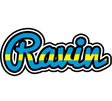 Ravin sweden logo