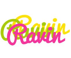 Ravin sweets logo