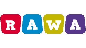 Rawa daycare logo