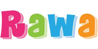 Rawa friday logo