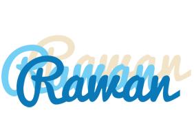 Rawan breeze logo