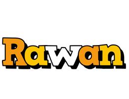 Rawan cartoon logo